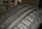 Car tire-high